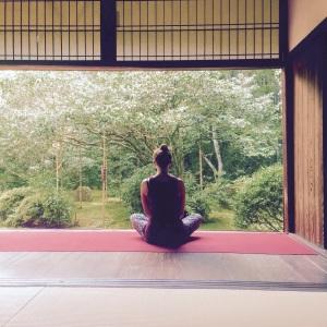 Kyoto Zen Buddhist Garden