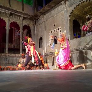 Udaipur Bagore-ki Haveli Show