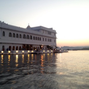Udaipur Taj Lake Palace