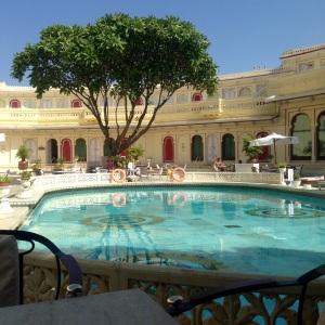 Udaipur Shiv Niwas Hotel