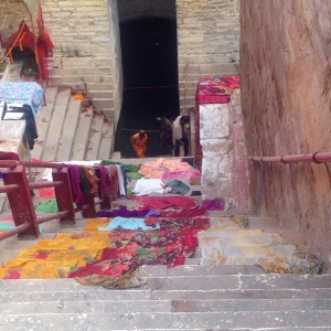 Varanasi Ganges Holy Step Well