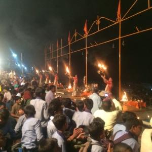 Varanasi Puja Ceremony