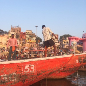 Varanasi River Ganges