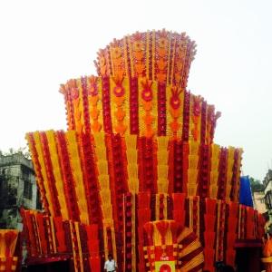 Kolkata Durga Puja Pandals