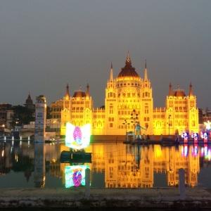 Kolkata Durga Puja College Square