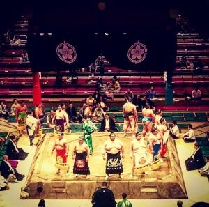 Tokyo Sumo