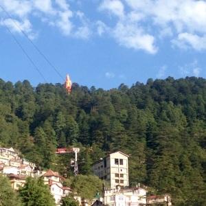 Shimla Hanuman Statue