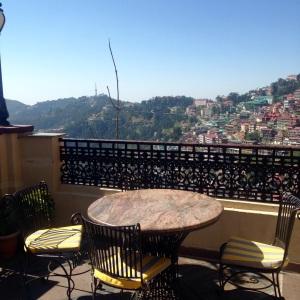 Shimla Times cafe