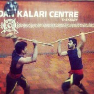 Kerala Kalaripayattu Martial Arts