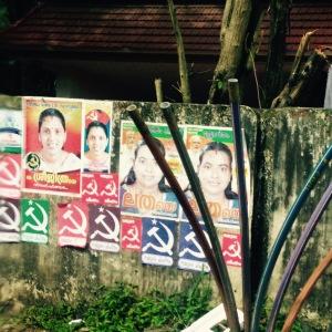 Kerala Communist Posters