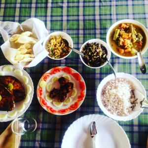 Kerala Alleppey Houseboat Food