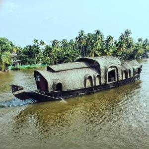 Kerala Alleppey Houseboat