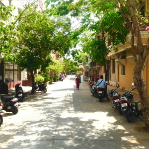 Pondicherry Rue Suffren