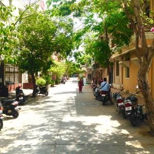 Pondicherry Rue Suffren
