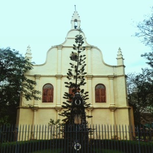 Kerala Fort Cochin Church