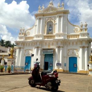 Pondicherry Church