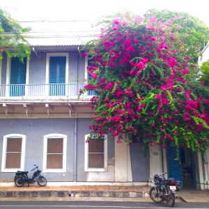 Pondicherry Architecture