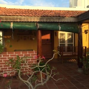 Pondicherry Roof Terrace