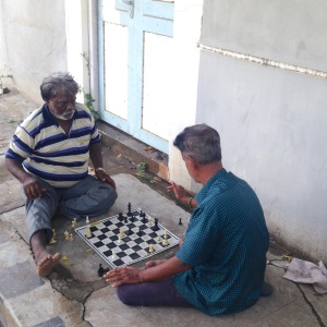 Pondicherry Chess