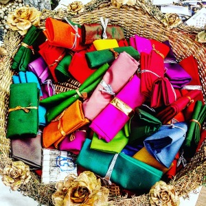 Indian wedding Mehendi favours