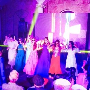 Indian wedding Sangeet dances