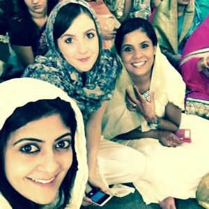 Indian wedding Gurdwara
