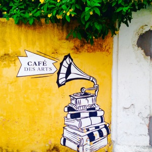 Pondicherry Cafe des Artes