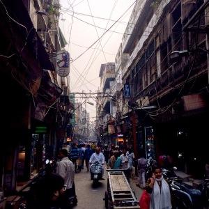 New Delhi Chandni Chowk Bazaars