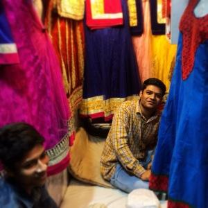 New Delhi Chandni Chowk Fabrics