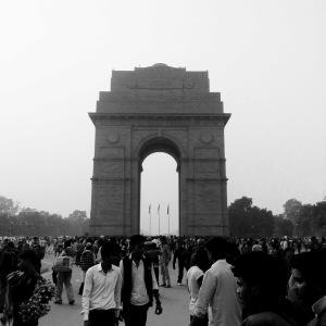 New Delhi India Gate