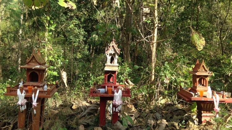 Chiang Mai Spirit Houses