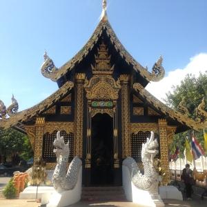 Chiang Mai Teak Wat