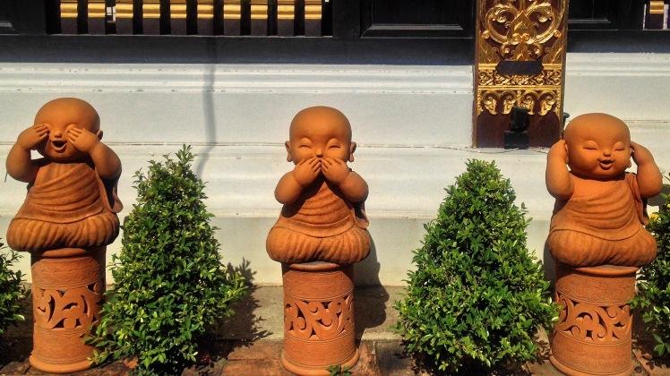 Chiang Mai Statues