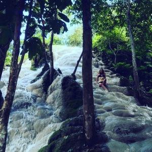 Chiang Mai Bua Tong Sticky Waterfall