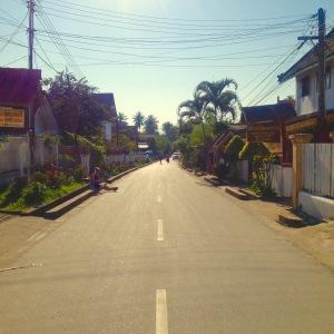 Luang Prabang Old Town