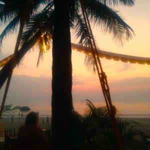 Palolem Beach Sunset Goa