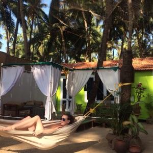 Palolem Art Resort Beach Hut Goa