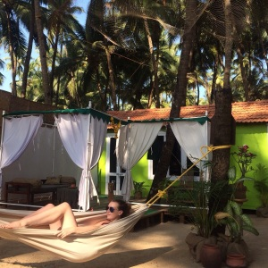 Palolem Art Resort Beach Hut Goa