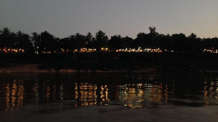Luang Prabang Peninsula Lights