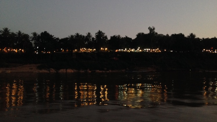 Luang Prabang Peninsula Lights