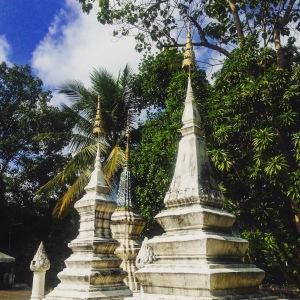 Luang Prabang Stupa