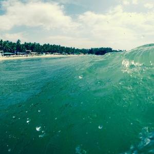 Palolem Beach Arabian Sea