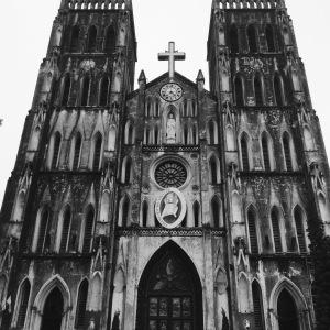 Hanoi St Joseph's Cathedral