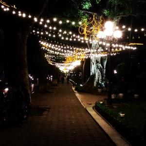 Hanoi Christmas Lights