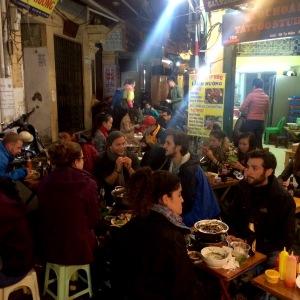Hanoi Old Quarter Street Food