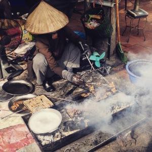 Hanoi Street Cooking