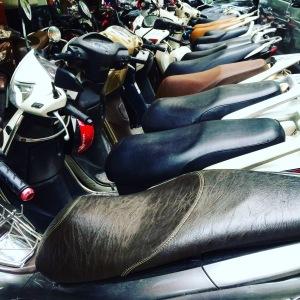 Hanoi Scooters