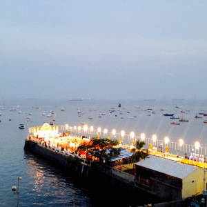 Mumbai Harbour Wedding