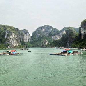 Halong Bay Floating Village