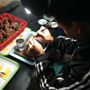 Halong Bay Pearl Farming